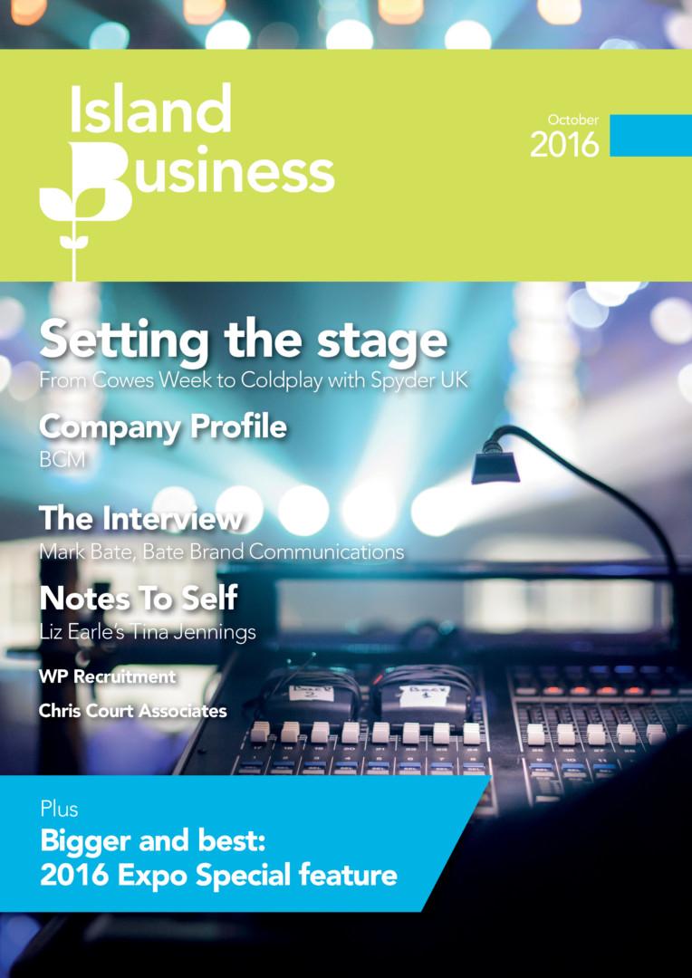 Island Business Magazine