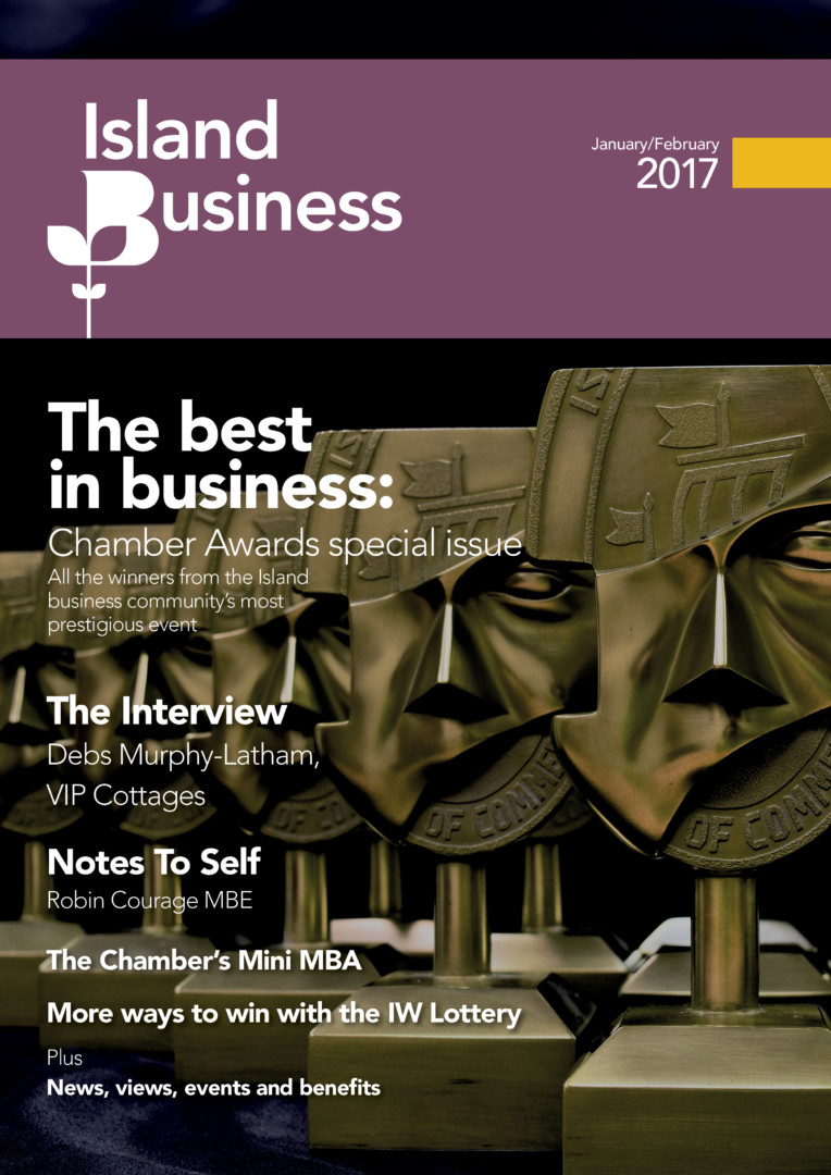 Island Business January February 2017