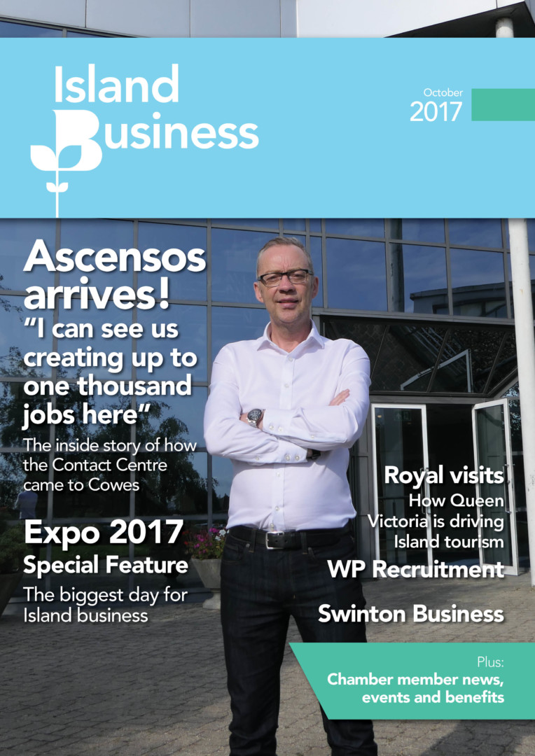 Island Business October 2017