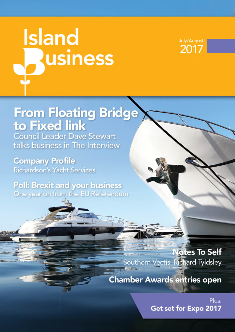 Island Business July August 2017