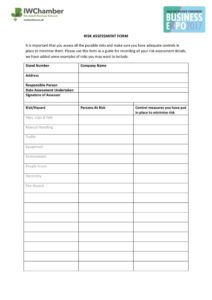thumbnail of EXPO 2017 RISK ASSESSMENT FORM