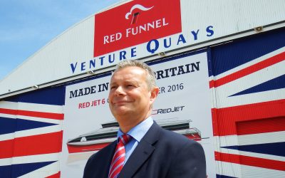 Red Funnel sold to pension scheme consortium