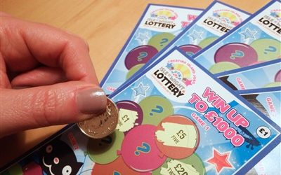 Isle of Wight Lottery Scratchcards hit 50!