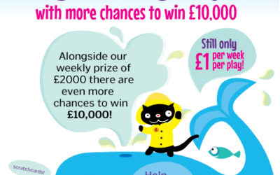 MORE WINNING WAYS WITH THE ISLE OF WIGHT LOTTERY