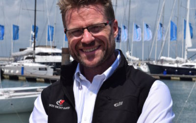 Cowes Yacht Haven's John Pridham
