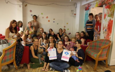 Breastfeeding Friendly initiative launched