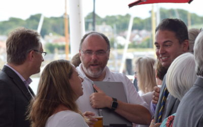IW Chamber Cowes Week Lunch 2016 Gallery