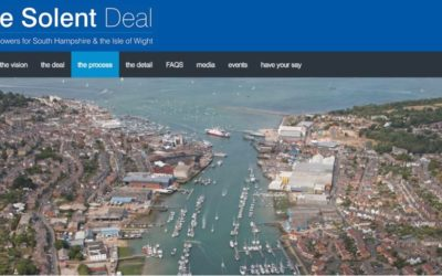 Island's MP and Council Leader oppose Solent Deal
