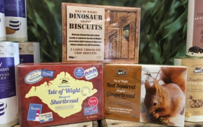 Growing success for Isle of Wight Biscuit Company