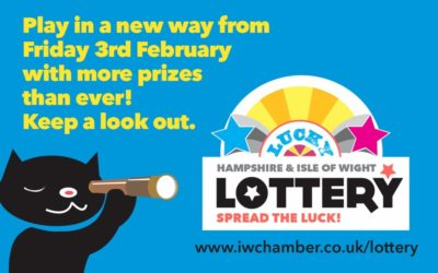 More prizes and more chances to win with the Isle of Wight Lottery