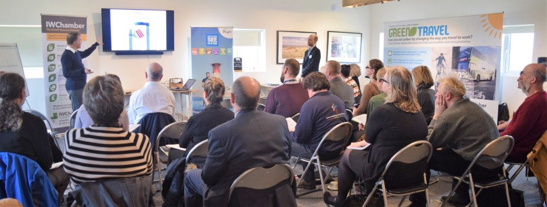 Green On Wight Business Forum spotlights sustainability