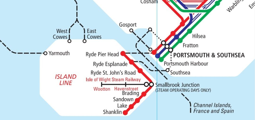 New operator for Island Line trains