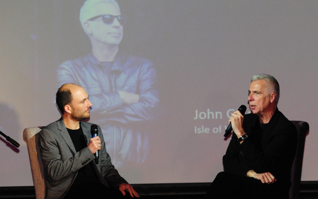 THE INTERVIEW John Giddings, Isle of Wight Festival