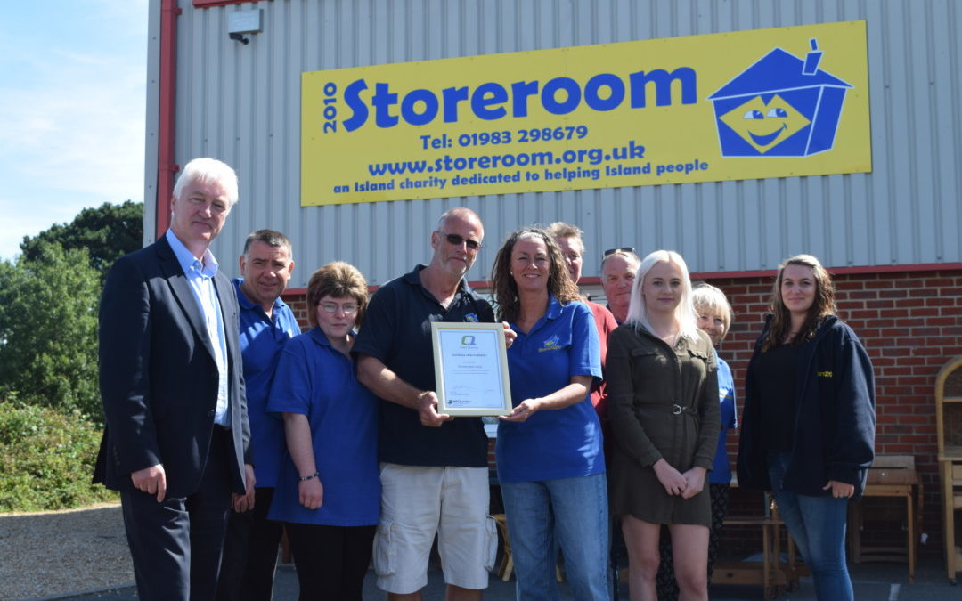THE FEATURE Storeroom2010