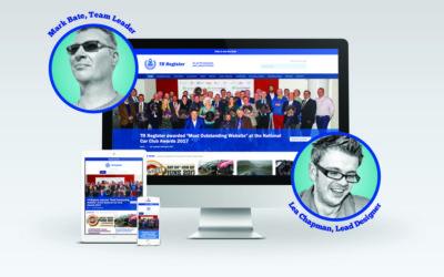Website win for Bate Brand