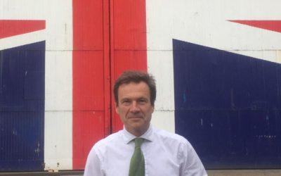 New MP will be 'relentless ambassador'