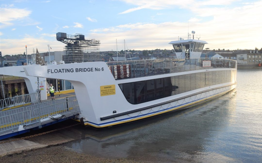 Floating Bridge scheduled to return