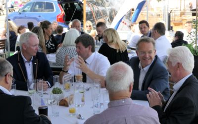 GALLERY: IW Chamber Cowes Week Lunch 2017