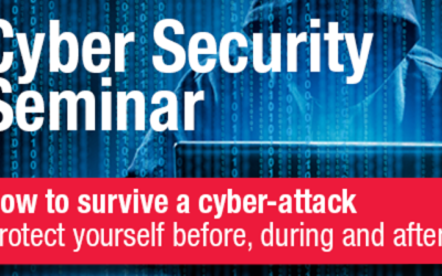 Cyber attack seminar at CECAMM