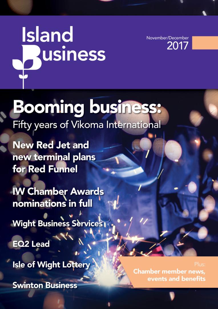 Island Business Nov / Dec 2017