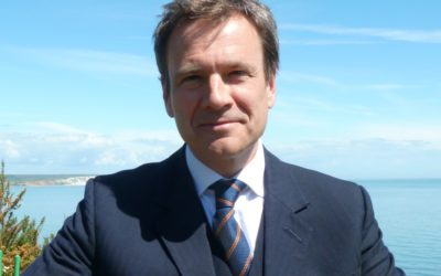 Island MP Bob Seely talks business