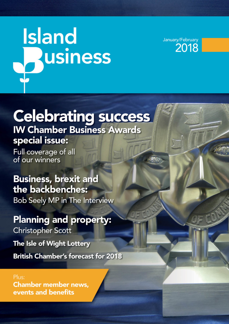 Island Business Jan / Feb 2018