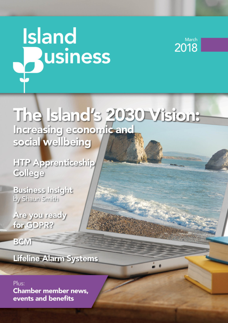 Island Business March 2018