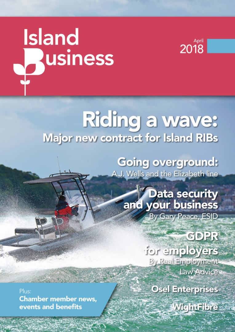 Island Business April 2018