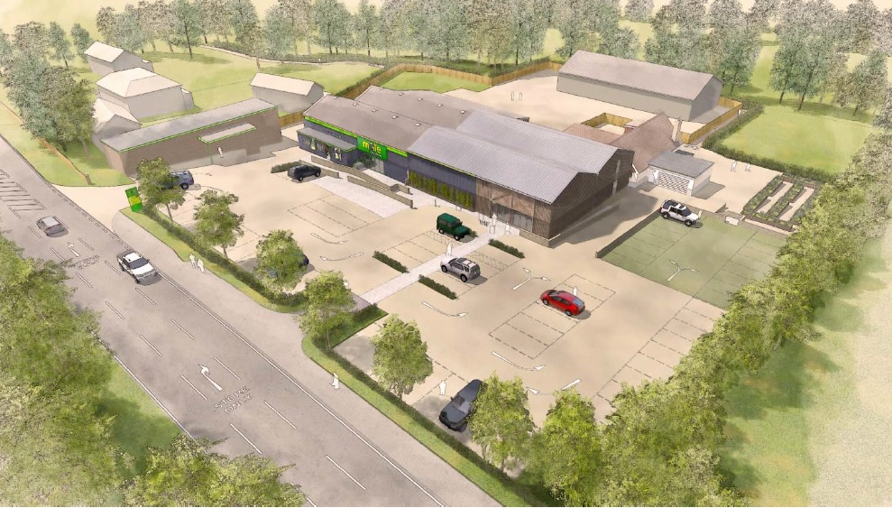 New jobs planned at expanded Bayliss & Booth