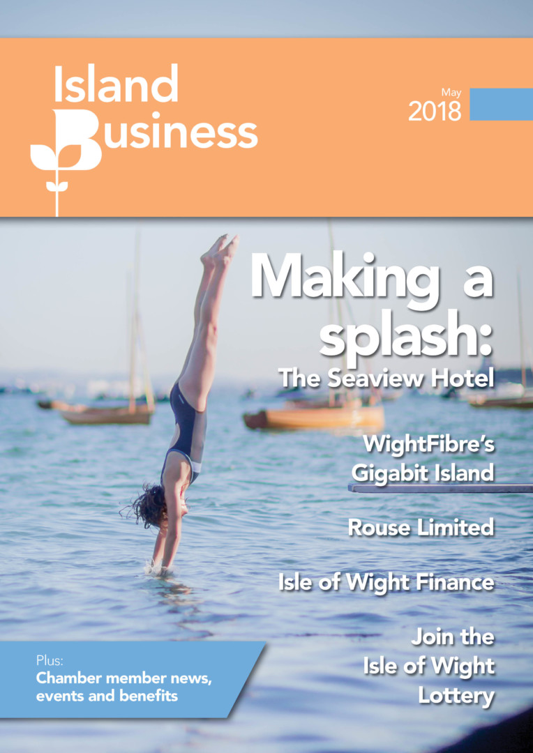 Island Business May 2018