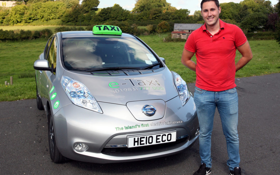 E-Taxi's 15,000 miles in six months