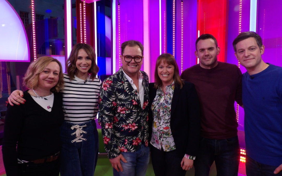 Greeff's Beef Biltong shop launched on The One Show