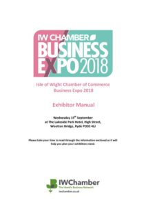 thumbnail of 2018 Exhibitor Manual