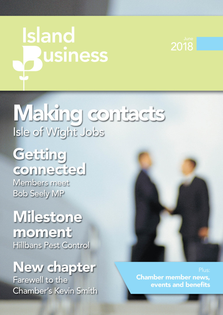 Island Business June 2018
