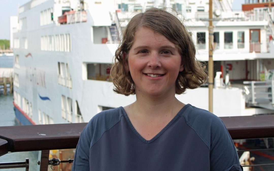 New Environmental Officer at Wightlink