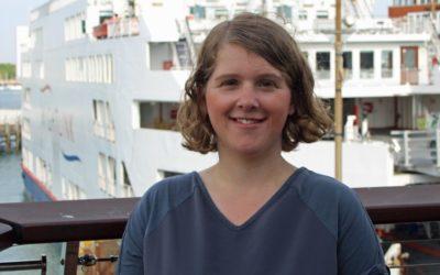New Environmental Officer at Wightlink