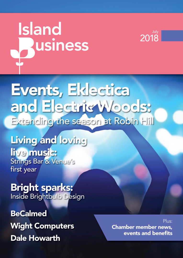 Island Business July 2018