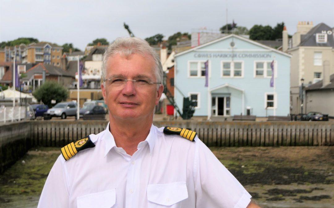 Interview: Stuart McIntosh, Cowes Harbour Commission