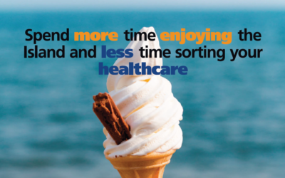 Summer health message to tourism sector