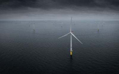World's most powerful windfarm powered by Isle of Wight blades