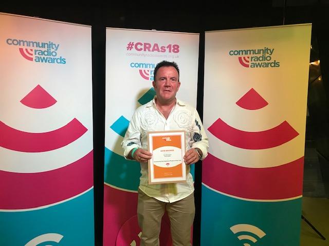 National award for Vectis Radio