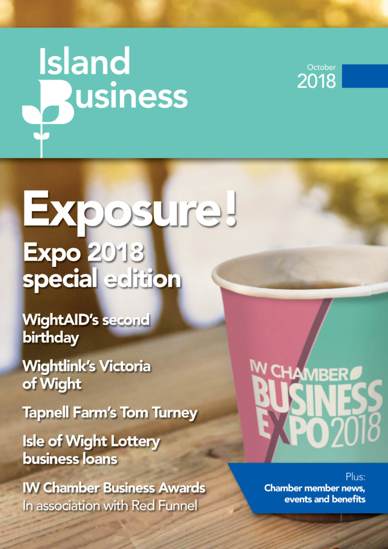 Island Business October 2018