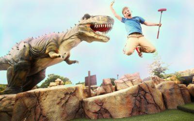 £500,000 investment in Sandown Dinosaur attraction