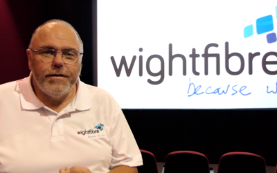 WightFibre's Gigabit Island launched