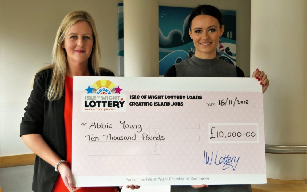 IW Lottery supports Abbie and Forever Young