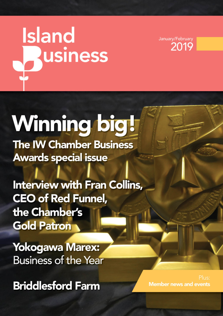 Island Business January / February 2019