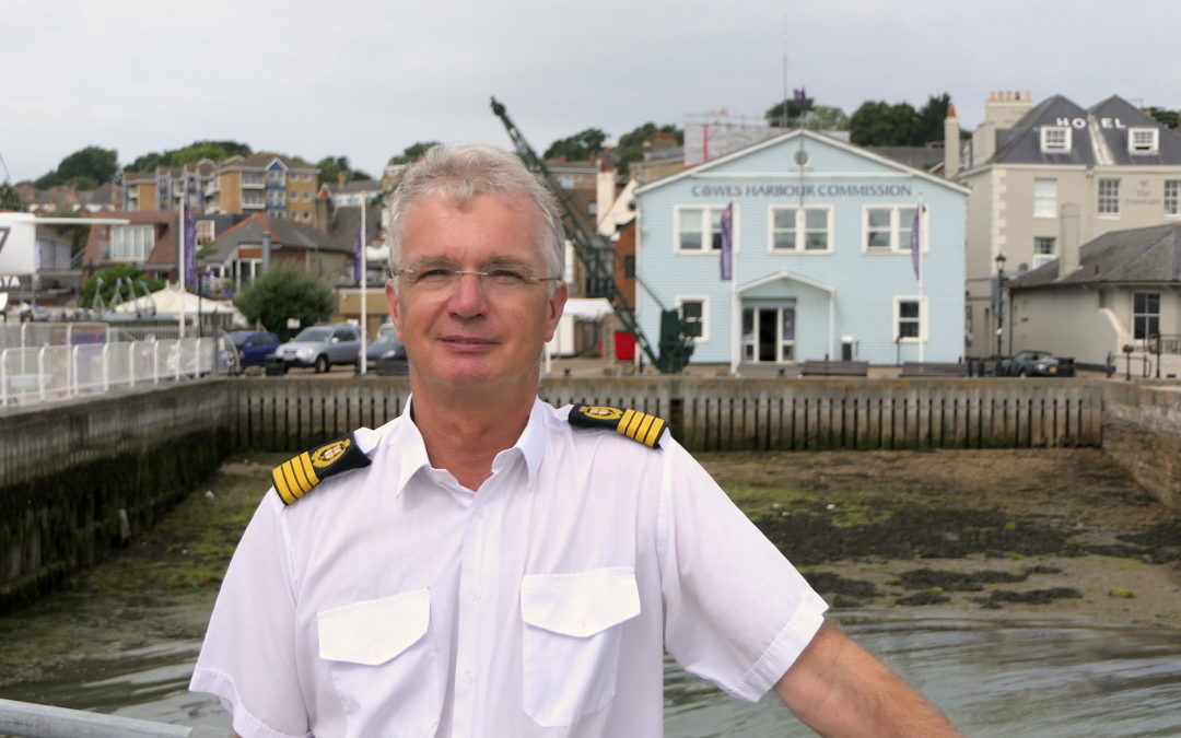 Opportunity to volunteer as a Harbour Commissioner at Cowes