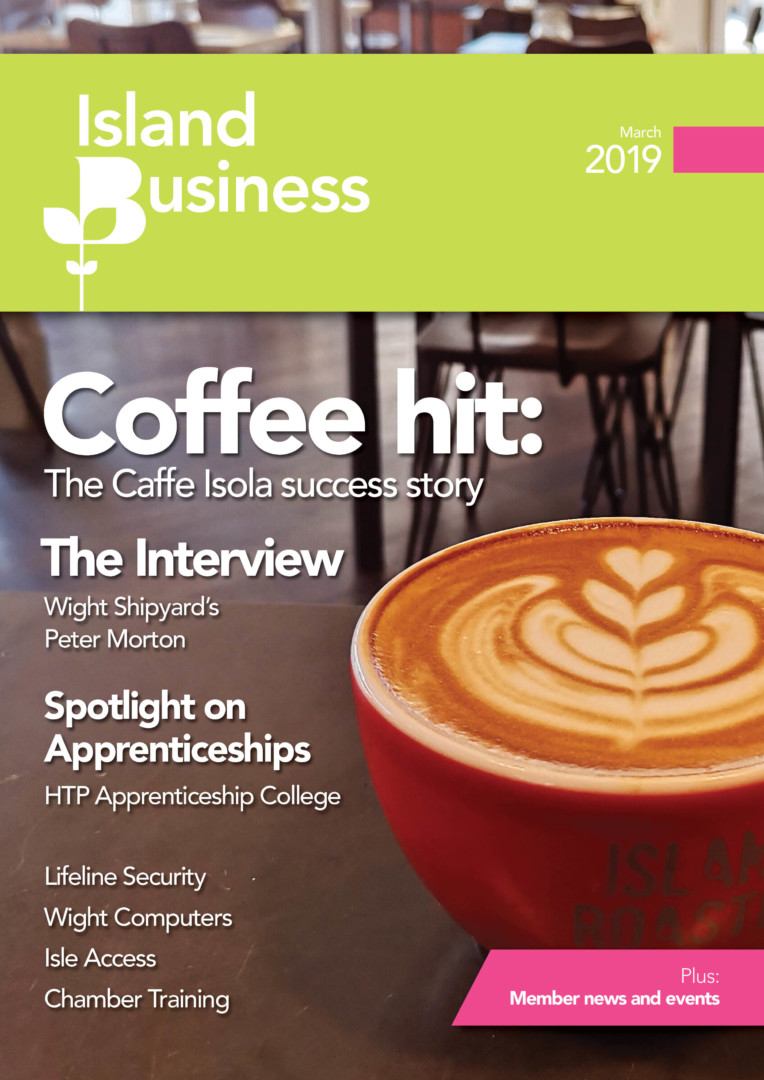 Island Business March 2019