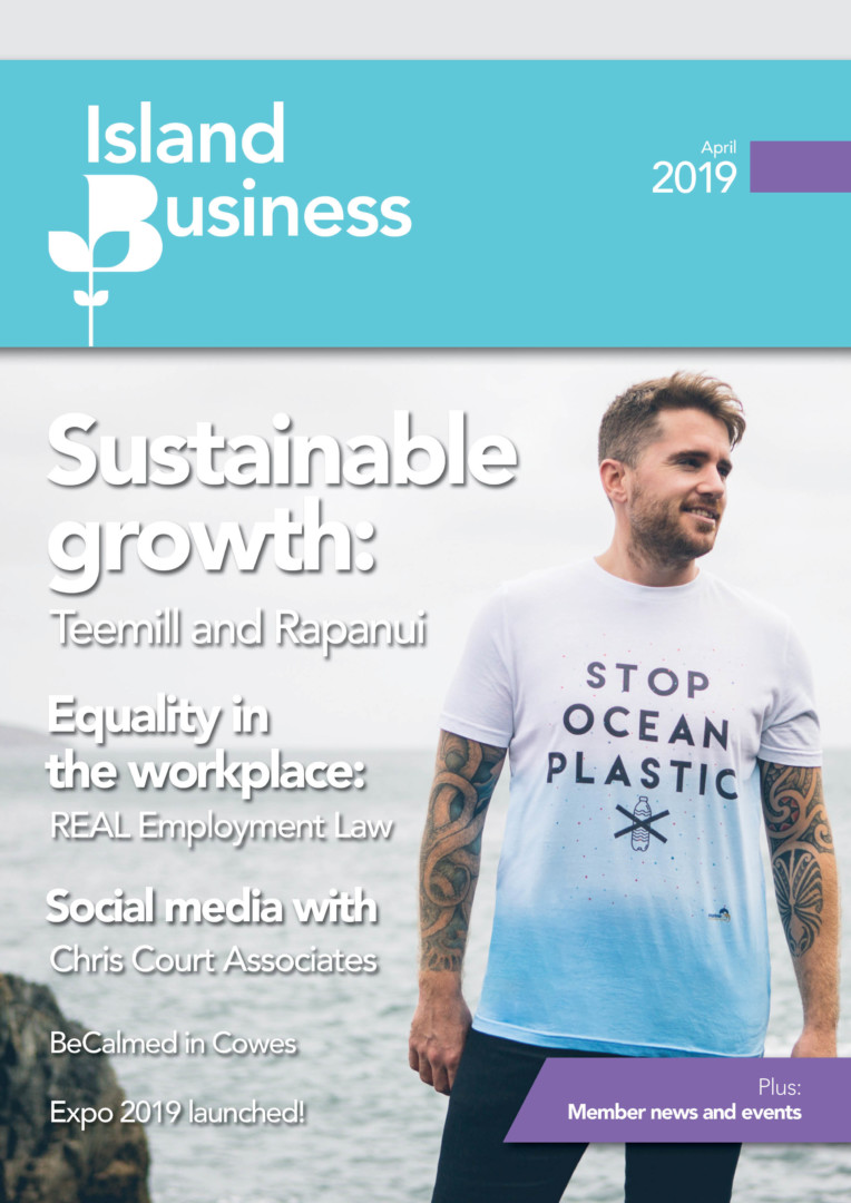 Island Business April 2019