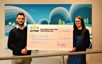IW Lottery helps Three Little Buds